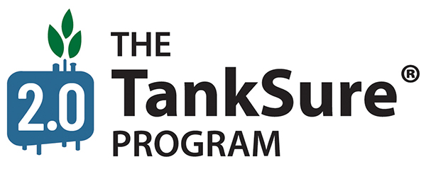 The TankSure Program 2.0 Logo